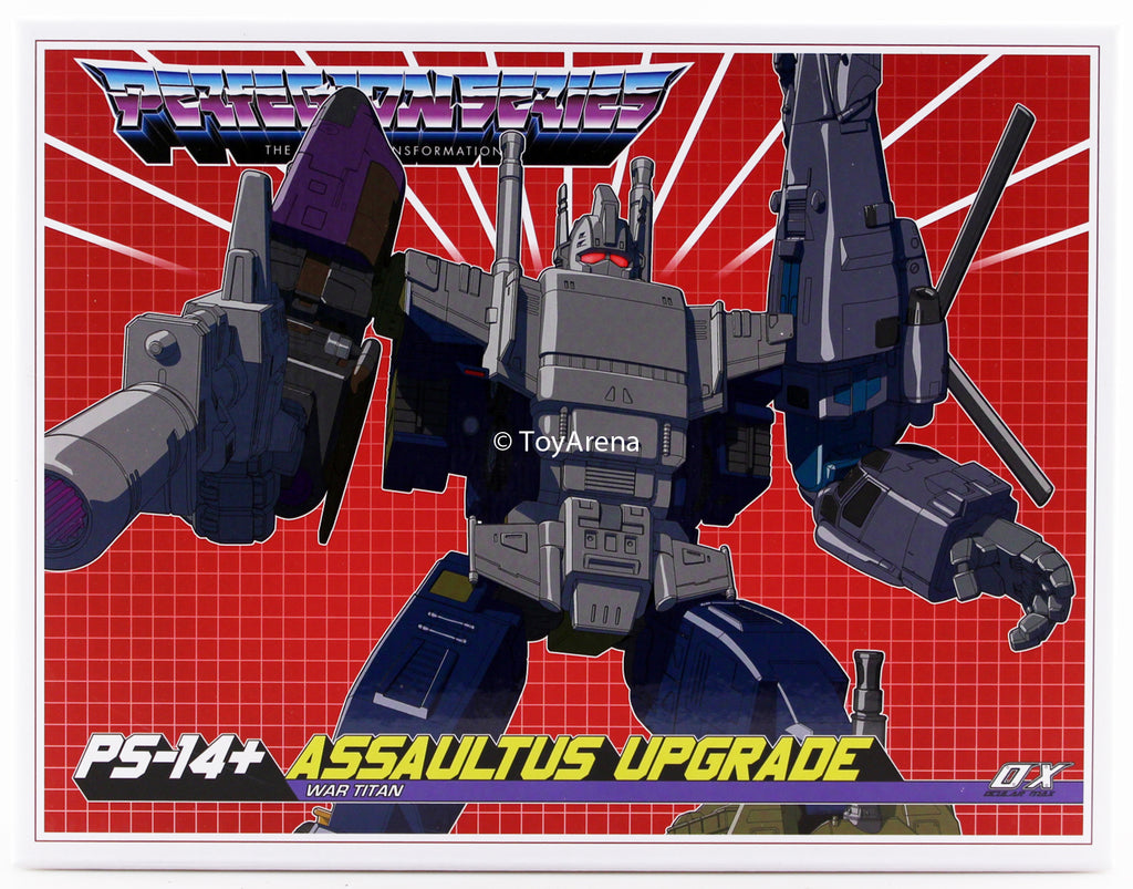 Ocular Max Perfection Series PS-14 Plus Assaultus Upgrade Set