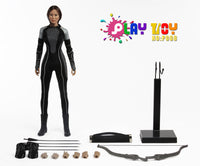 Play Toy 1/6 Scale Athletic Girl Action Figure Custom The Hunger Game Jennifer Lawarnce P008