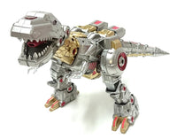 Planet X PX-06C Vulcun Metallic Version Action Figure