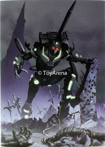 R-12A Reformatted Cynicus Asterisk Ver Mastermind Creations TFCON Exclusive 2015 Action Figure
