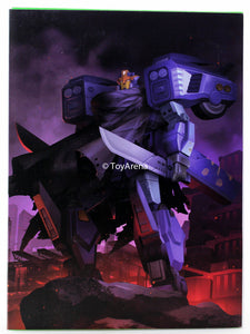 R-32AM Reformatted Stray Asterisk Mastermind Creations MMC Action Figure TFCon Exclusive
