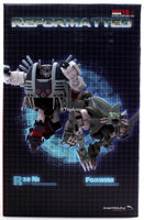 R-38 Reformatted Foxwire and NI MMC Mastermind Creations Action Figure Two Pack