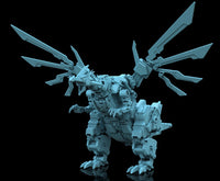 R-42 Reformatted D-Zef Action Figure Mastermind Creations 8