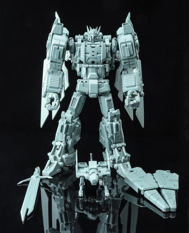 R-42 Reformatted D-Zef Action Figure Mastermind Creations 1