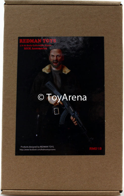 Redman Toys 1/6 Sheriff Rick Accessories Sixth Scale Figure RM018