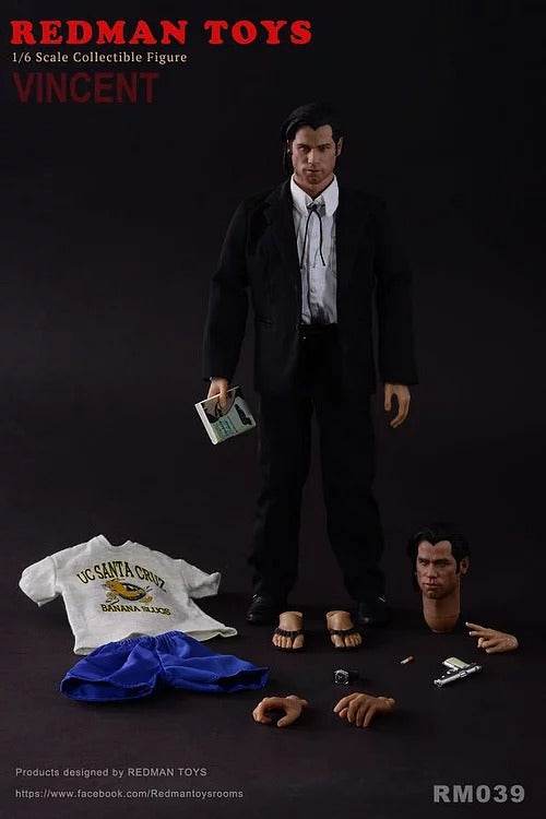 Redman Toys 1/6 Vincent Sixth Scale Figure RM039