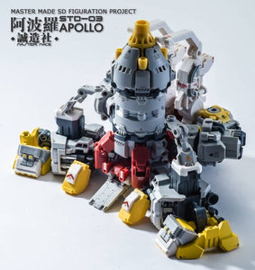 Master Made SDT-03 Mega Series Apollo Action Figure
