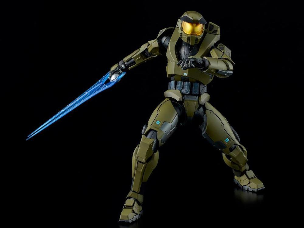 1000toys Halo RE:EDIT Halo Master Chief (Mjolnir Mark V) 1/12 Action Figure 1