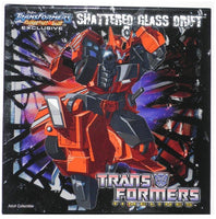 Transformers Club 2012 TFCC Exclusive Shattered Glass Drift Classic