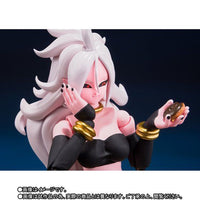 S.H. Figuarts Dragon Ball Fighter Z Android 21 Action Figure USA Ver