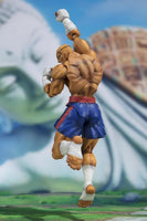 S.H. Figuarts Street Fighter V (5) Sagat Action Figure 3