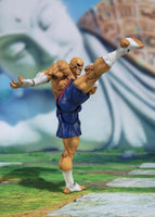 S.H. Figuarts Street Fighter V (5) Sagat Action Figure 1