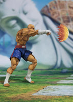 S.H. Figuarts Street Fighter V (5) Sagat Action Figure 4