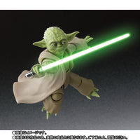 S.H. Figuarts Yoda Revenge of the Sith Star Wars Episode III Action Figure 1