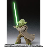 S.H. Figuarts Yoda Revenge of the Sith Star Wars Episode III Action Figure 2