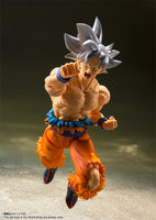 S.H. Figuarts Dragon Ball Super Son Goku Ultra Instinct Action Figure Japan Ver 3