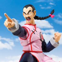 S.H. Figuarts Dragon Ball Tao Pai Pai Action Figure Japan Ver 1