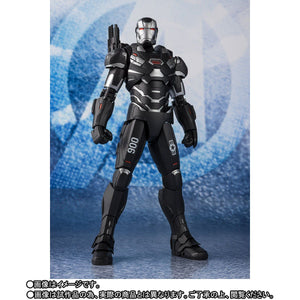 S.H. Figuarts Avengers: Endgame War Machine Mark 6 Action Figure 4