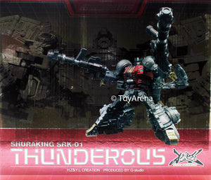 GCreation Shuraking SRK-01 Thunderous Action Figure