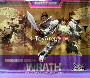 GCreation Shuraking SRK-03 Wrath Action Figure