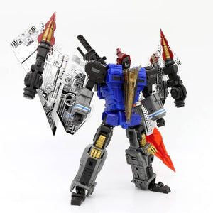 GCreation Shuraking SRK-04B Generation Blade Blue Version Action Figure