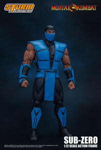Storm Collectibles 1/12 Mortal Kombat 3 Sub Zero Action Figure 1