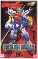 Gundam Wing 1/100 HG #2 XXXG-01S Shenlong Model Kit