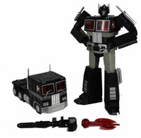 Transform Element TE-01B OP Prime Leader Black Ver Action Figure 1