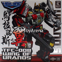 TFC Toys TFC-08 Wings of the Uranos Upgrade Set for Project Uranos