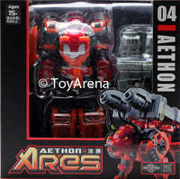 TFC Toys Project Ares TFC-04 Aethon Action Figure