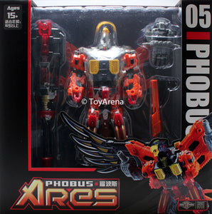 TFC Toys Project Ares TFC-05 Ares Phobus