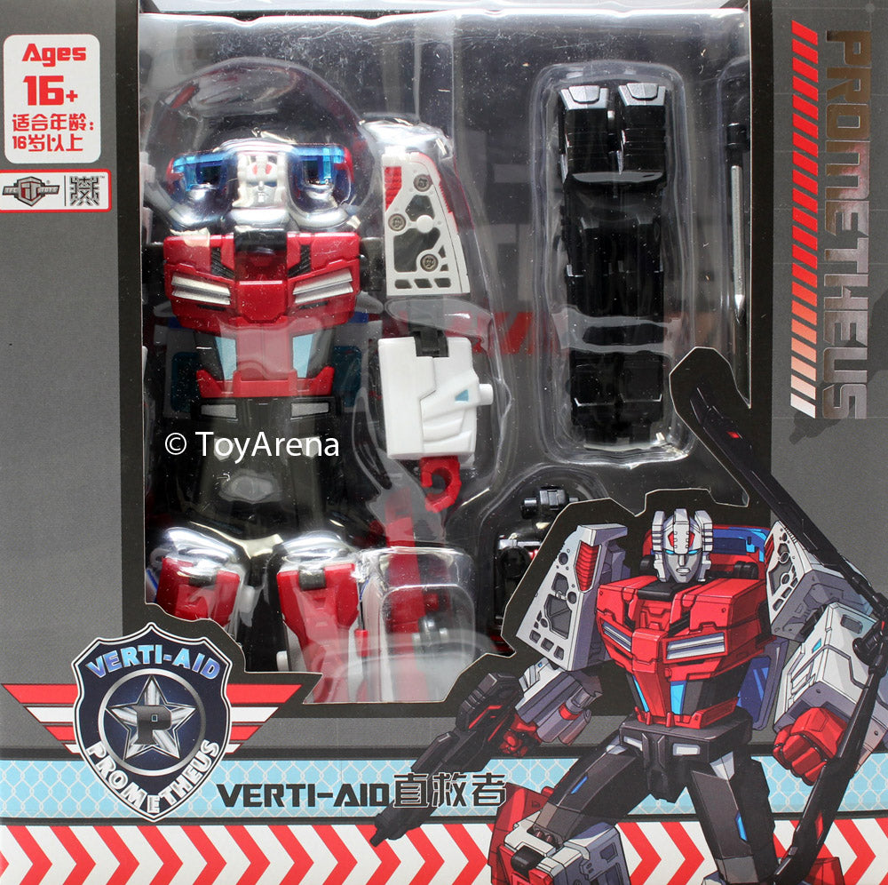 TFC Toys Prometheus Verti-Aid Action Figure
