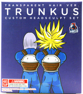 Demoniacal Fit Possessed Horse Hair Piece for Trunkus (Trunks Cell Saga)