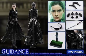 Toy Works 1/6 TW-012 Guidance (Matrix Trinity) Sixth Scale Figure