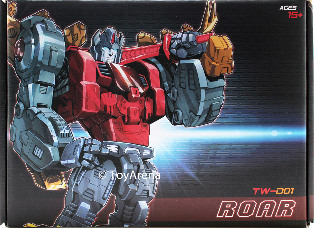 ToyWorld TW-D01 Roar
