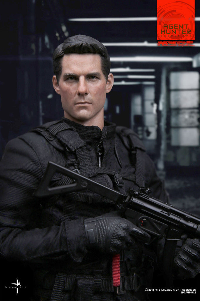 Virtual Toys (VTS) 1/6 VM-012 Agent Hunter (Ethan Hunt: Mission Impossible) Figure