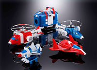 Bandai Soul of Chogokin GX-88 Armored Fleet Dairugger XV (Vehicle Voltron) Action Figure