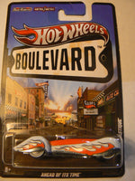 Hot Wheels Boulevard Phantastique Ahead of its Time 1/64 Scale Die-Cast
