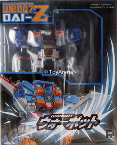 Fansproject Warbot Dai-Z WB-007 Figure