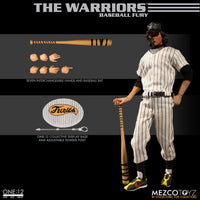 Mezco Toys One:12 Collective: The Warriors Deluxe Box Set Action Figure