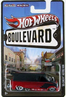 Hot Wheels Boulevard '85 Chevy Astro Van 1/64 Scale Die-Cast