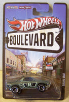 Hot Wheels Boulevard Subaru Brat 1/64 Scale Die-Cast