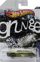 Hot Wheels Grunge '97 Corvette 1/64 Scale Die-Cast
