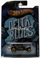 Hot Wheels Jukebox Delta Blues 1932 Ford Vicky Diecast Vehicle 3/32 Dark Blue