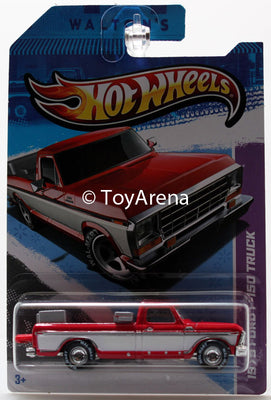 Hot Wheels Sam Walton's 1979 Ford F-150 Truck Wal-Mart Exclusive