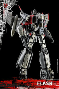 Zeta Toys Guardian ZV-02 Flash Action Figure