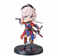 Bandai Petitrits #05 Fate/ Grand Order Saber/ Miyamoto Musashi Model Kit