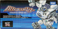 Transformers Alternity A-01 Ultra Magnus Nissan GT-R [Brilliant White Pearl]