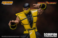Storm Collectibles 1/12 Mortal Kombat Scorpion Scale Action Figure 9