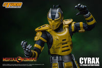 Storm Collectibles 1/12 Mortal Kombat Cyrax Scale Action Figure 8